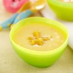 Pumpkin & Barley Porridge With Fish