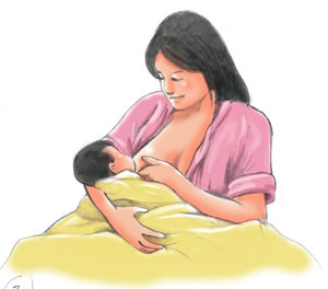 cradle-position
