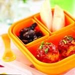 Raisin Chicken Meatballs